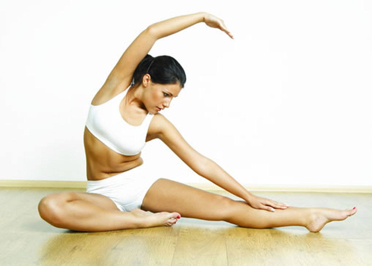 Специальные упражнения для похудения