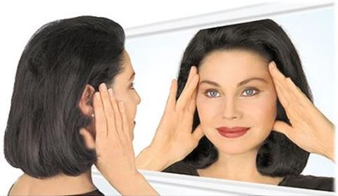 Как сделать лифтинг кожи лица в домашних условиях.