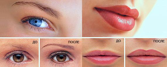 С медицинской точки зрения перманентный макияж (татуаж) - это введение красящего вещества (пигмента)...