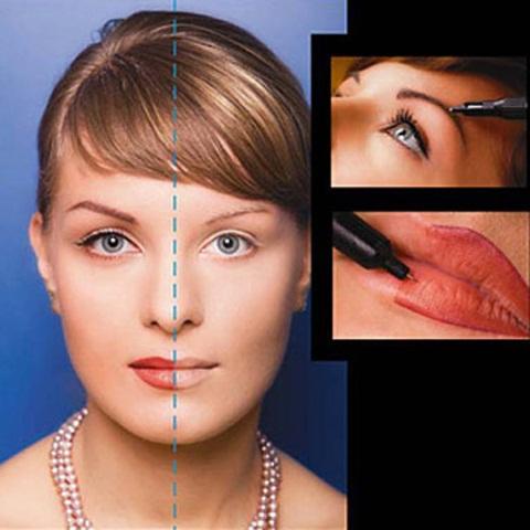 Перманентный макияж со скидкой 72 в