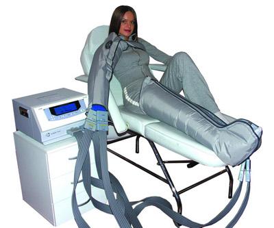 Лимфодренажный массаж аппаратный цена