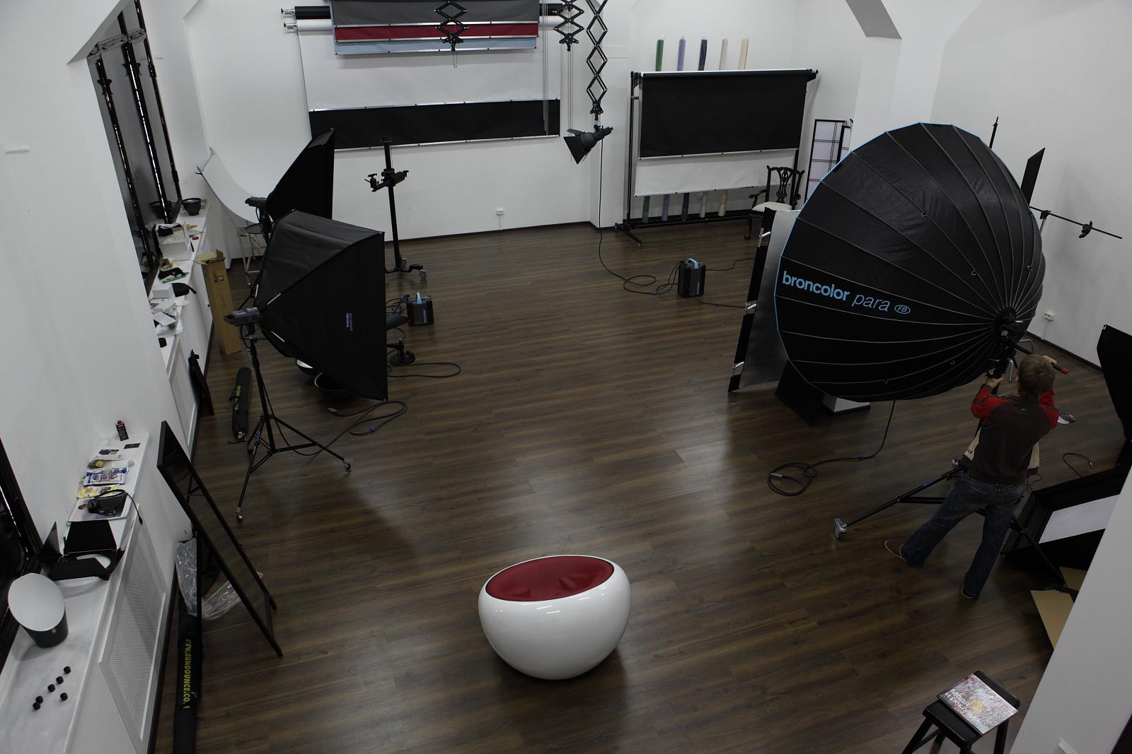 Как сделать фон длястудии в домашних условиях