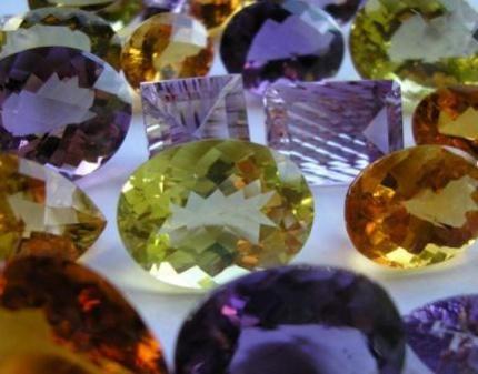 Бижутерия с натуральными камнями своими руками