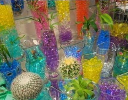Гель-грунт для цветов