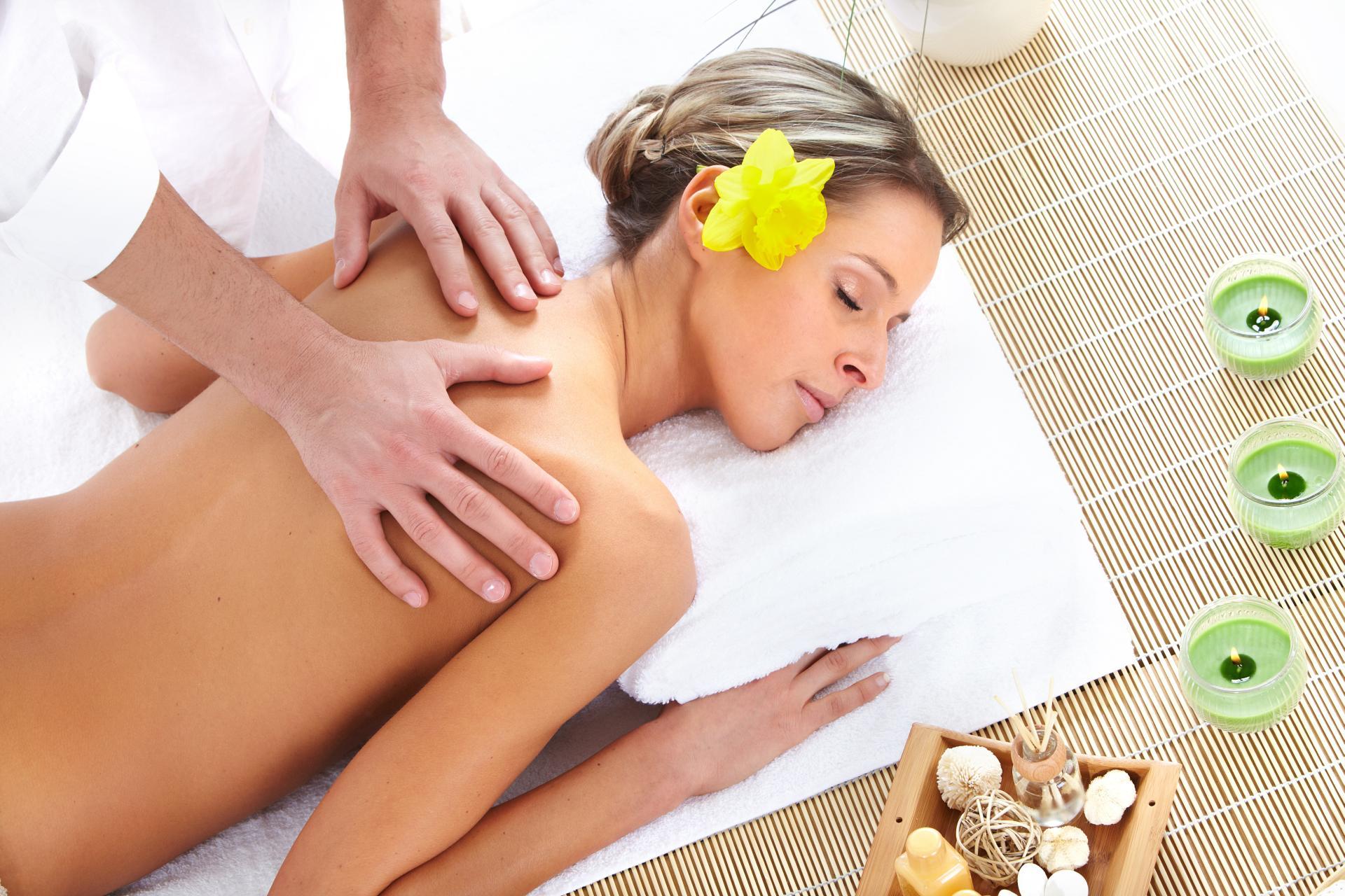 Как сделать массаж и