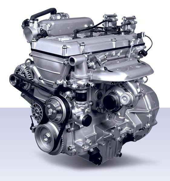 ИМХО двигатель слабоват.  А ведь у ГАЗа есть двигателя для таких машин.