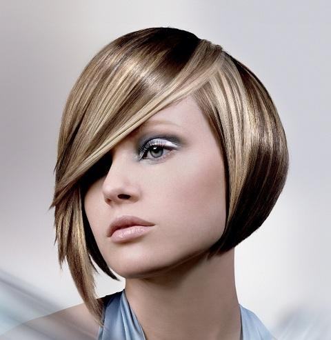 Как затонировать мелированные волосы - 4876
