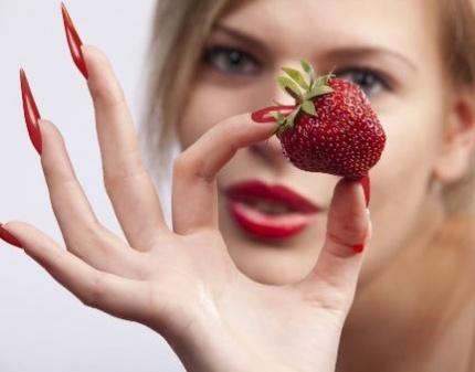 Длинные сексуальные ногти фото 585-109