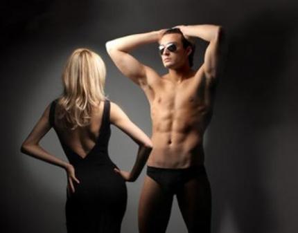 сексуальные фотографии мужчины и девушки