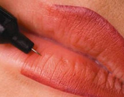 фото половіх губ